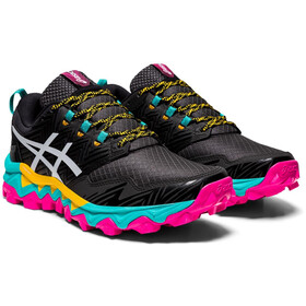 asics Gel-FujiTrabuco 8 Shoes Women, black/white